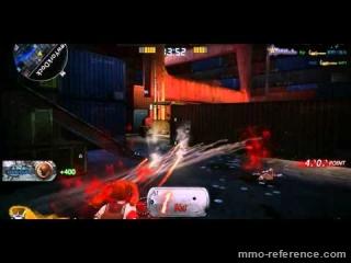 Vidéo Absolute Force Online - Caractéristiques du guerrier sans peur