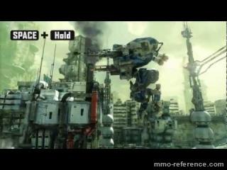 Vidéo Hawken - Formation de base au combat