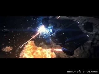 Vidéo Elite Dangerous - Trailer du mmo PC, Mac and Xbox One au GDC