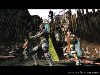 Vidéo Age of Conan - Trailer de lancement du jeu