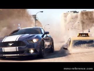 Vidéo The Crew - Trailer du jeu de course révolutionnaire en monde ouvert
