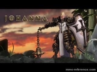 Vidéo Heroes of the Storm - Présentation du héros Johanna