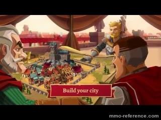Vidéo GoodGame Empire - Construisez votre empire en ligne