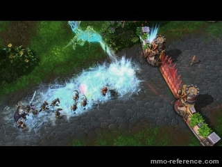 Vidéo Heroes of the Storm - Aperçu rapide du gameplay du jeu