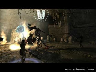 Vidéo Age of Conan - Trailer 2008 de The Secrets of Dragon's Spine