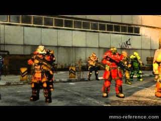 Vidéo Lost Sector - Trailer du jeu de stratégie tactique en ligne