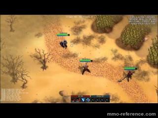 Vidéo The Exiled - Un mmorpg axé pvp !
