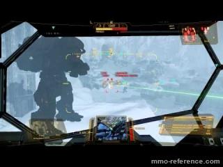 Vidéo MechWarrior Online - Vidéo de formation - Assault Battlemech