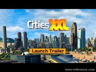 Vidéo Cities XXL - Bande annonce de lancement