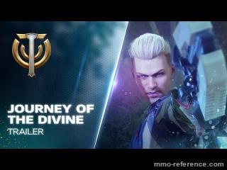 Vidéo Skyforge - Nouvelle extension Journey of the Divine