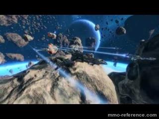 Vidéo Star Conflict - Mmo d'action dynamique au commande d'un vaisseau spatial