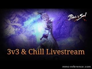 Vidéo Blade and Soul - Livestream #5