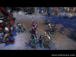 Vidéo Neverwinter - 2 nouvelles montures le Faucheur géant et le Faucheur bardé