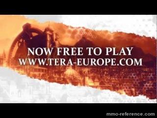 Vidéo Tera - Bande annonce de lancement de la version Free2Play