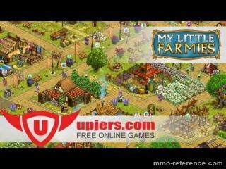 Vidéo My Little farmies - Trailer du jeu de ferme gratuit en ligne