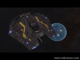 Vidéo Elite Dangerous 1.5 - Le vaisseau Viper MK4