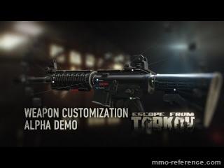 Vidéo Escape from Tarkov - Customisation des armes