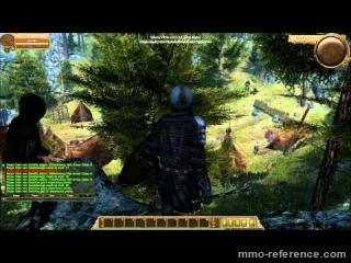 Vidéo Gloria Victis - GamePlay de la version en Pre-Alpha
