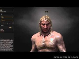 Vidéo Life is Feudal - Découverte du menu et de la création des personnages