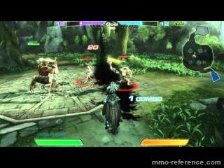Vidéo Arche Blade - Trailer et aperçu du jeu en ligne