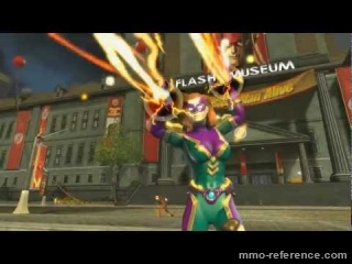 Vidéo DC Universe Online - La Foudre Frappe - Cinematique du jeu
