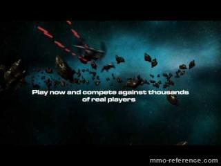 Vidéo DarkOrbit - Trailer du Shoot them up spatial par BigPoint