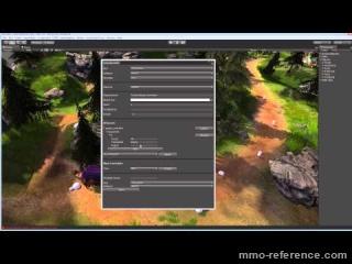 Vidéo Shards Online - Les templates et objets du monde