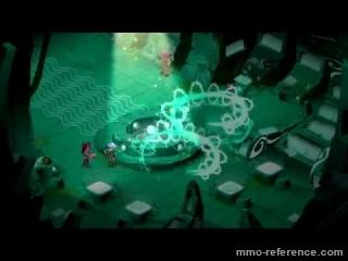 Vidéo Dofus - Le portail Eliotrope