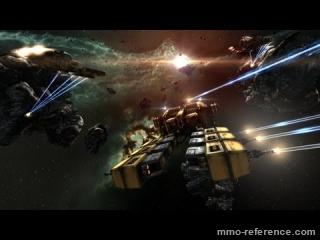 Vidéo Trailer du MMORPG EVE Online Retribution