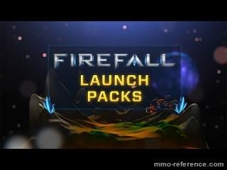 Vidéo Firefall - Premier Pack de lancement du MMOFPS