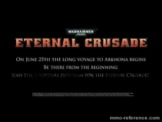 Vidéo Warhammer 40,000 - Eternal crusade - Trailer du shooter en ligne