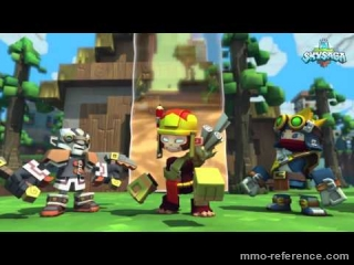 Vidéo SkySaga - Trailer assez court du jeu