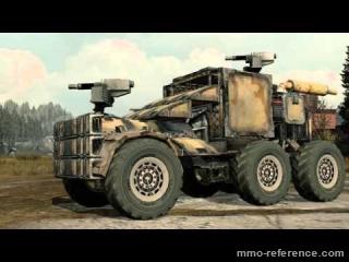 Vidéo Crossout - Le jeu de combat multijoueur post-apocalyptique