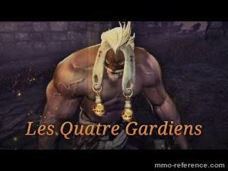 Vidéo Blade and Soul - Les 4 Gardiens Mmorpg 2016