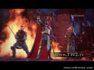 Vidéo Tribal wars 2 - Bande annonce officiel du jeu par navigateur free-to-play