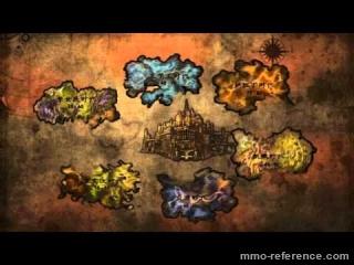 Vidéo Dark Era - Le MMORPG double-client 3D