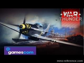 Vidéo War Thunder - Cinématique du jeu de guerre à la Gamescom 2014