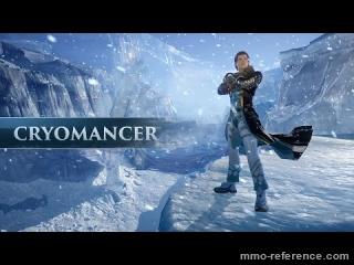 Vidéo Skyforge - La classe du Cryomancer