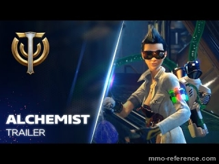 Vidéo Skyforge - La classe de l'Alchimiste