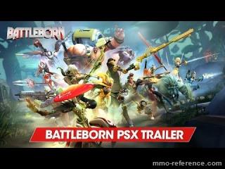 Vidéo Battleborn arrive sur console Playstation et ça va faire mal