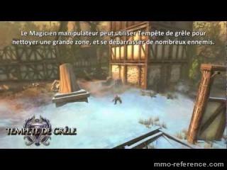 Vidéo Neverwinter - La classe du Magicien Manipulateur