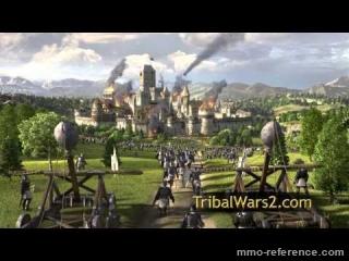 Vidéo Tribal wars 2 - Le Spot Tv du jeu de stratégie en Français