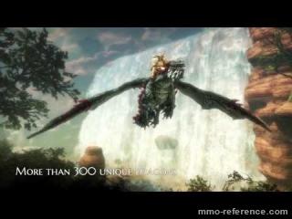 Vidéo Dragon's Prophet - Trailer du Gamescom
