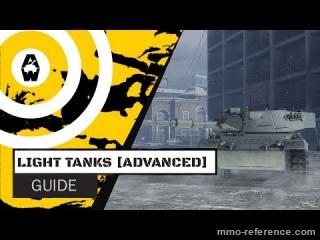 Vidéo Armored Warfare - Tactiques avancées sur les tanks légers