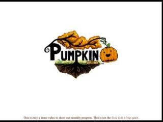 Vidéo Pumpkin Online - Demo Alpha #10