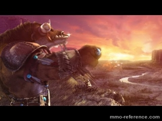 Vidéo Cinématique de la sortie du mmorpg World of Warcraft