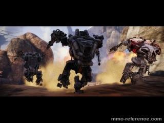 Vidéo Hawken - Lancement officiel du jeu vidéo en ligne