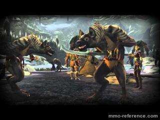 Vidéo Dungeons & Dragons Online - Bande annonce du mmo en ligne