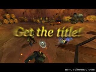 Vidéo Runes of Magic - Patch incluant la mine des goblins