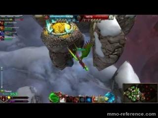 Vidéo Dragons and Titans - Info sur le Dragon Quetzalcoatl dans le jeu